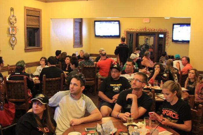 Watch party tonight at El Ranchito in Orange.