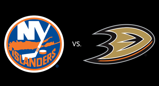 Islanders vs Ducks