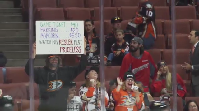 Photo: Anaheim Ducks YouTube