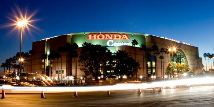 Photo: Honda Center Twitter