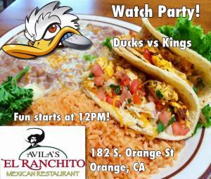 DucksNPucks Watch Party