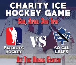CharityHockeyGame