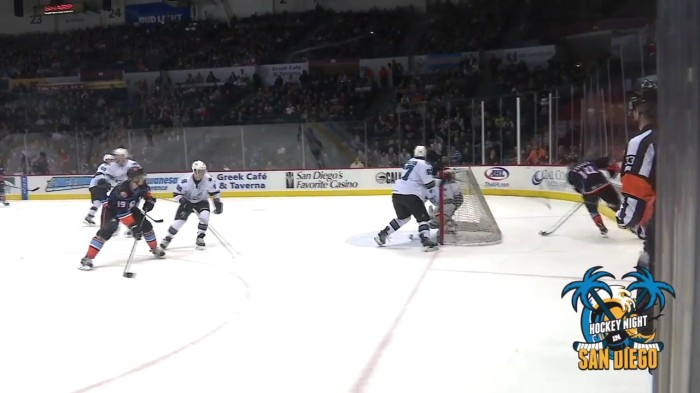 Screenshot: Hockey Nights In SD YouTube