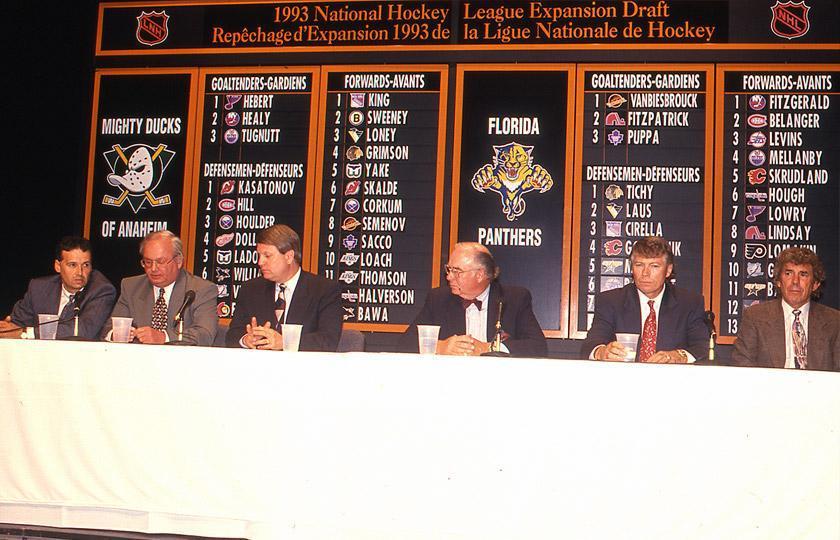 Mighty Expansion Draft | DucksNPucks