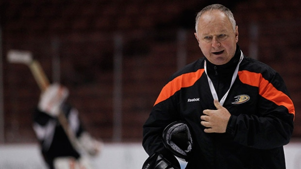 Randy-carlyle-rehired-report
