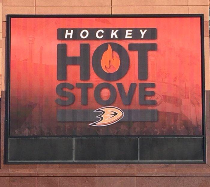 THE PUCK NETWORK - Ducks N Pucks - Hockey Hot Stove With Bob Murray 2b818bb17