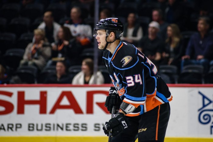 THE PUCK NETWORK - Ducks N Pucks - Prospect Update  Jacob Larsson 291af9466